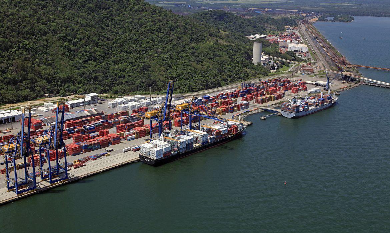 (CSN nega danos ambientais e não descarta processar a prefeitura. Foto: Ministério da Infraestrutura/Divulgação )