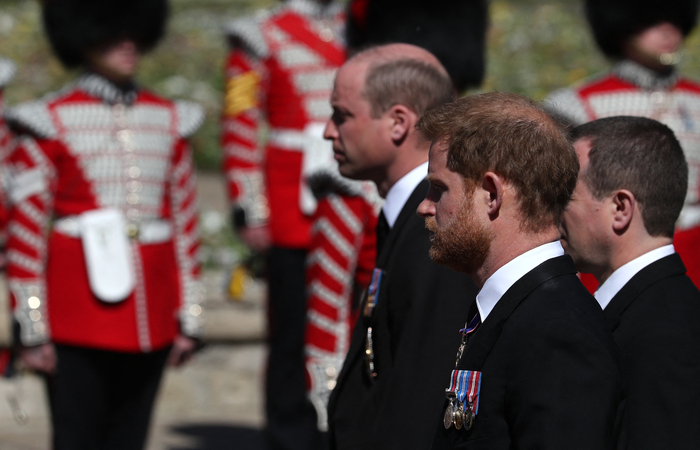 (Gareth Fuller / AFP / POOL)