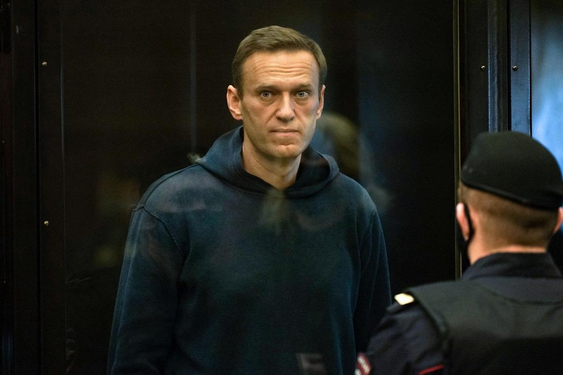 (Foto: Handout / Moscow City Court press service / AFP)