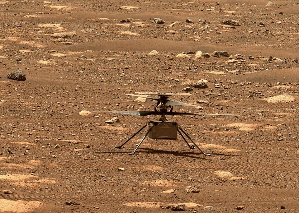(Foto: Handout / NASA/JPL-Caltech/MSSS / AFP)