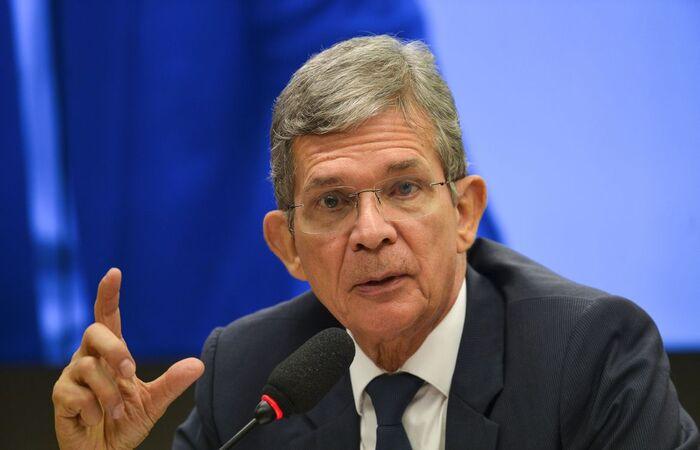 Ele substitui o economista Roberto Castello Branco  (Marcelo Camargo/Agência Brasil)