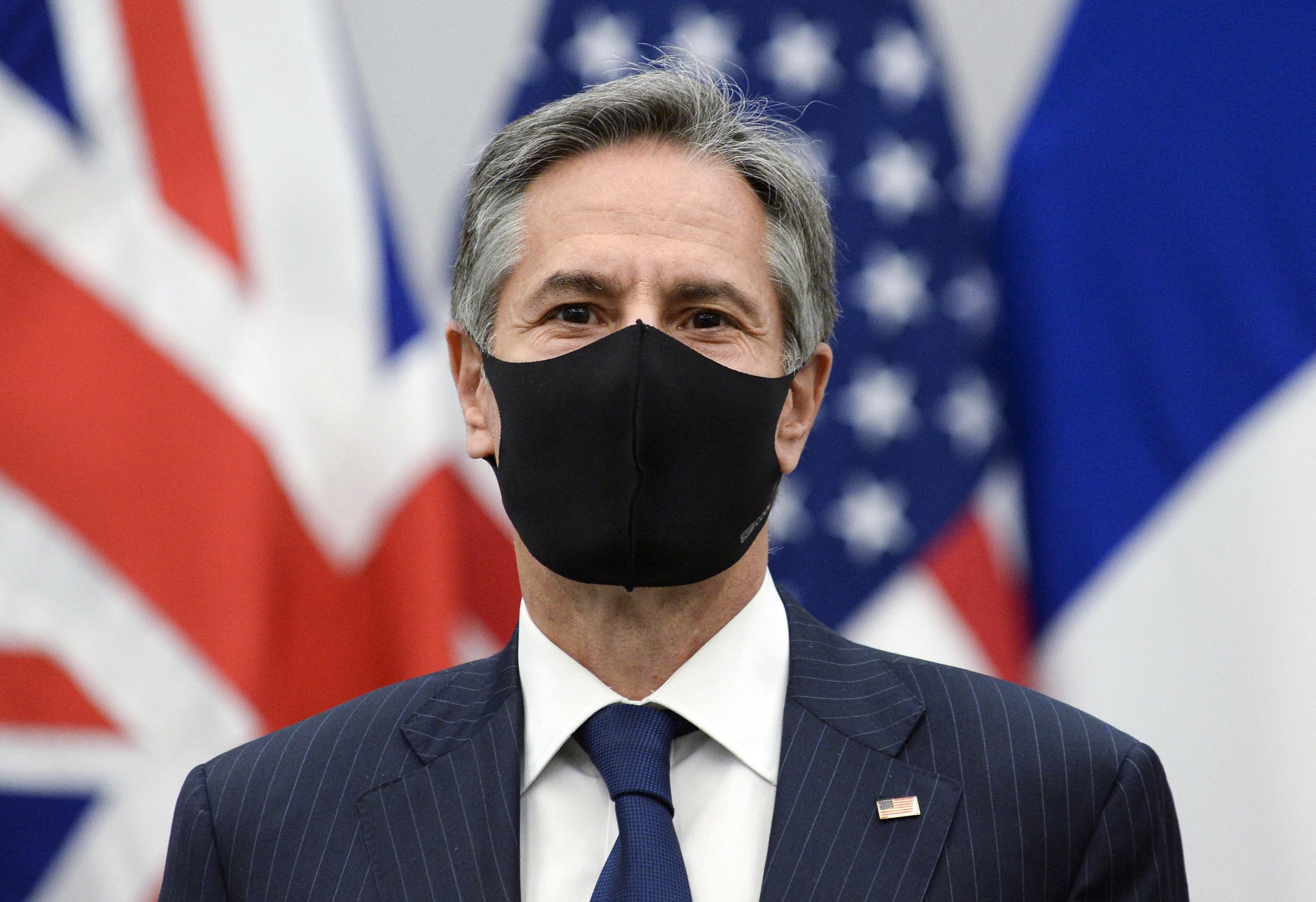 (Foto: JOHANNA GERON / POOL / AFP)