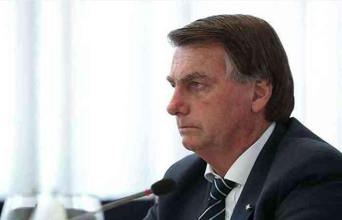 Há mais de um ano na tentativa de fundar o Aliança pelo Brasil, Bolsonaro ainda está longe de atender aos requisitos para ter seu partido registrado no Tribunal Superior Eleitoral (TSE).  (foto: Marcos Corrêa/PR)
