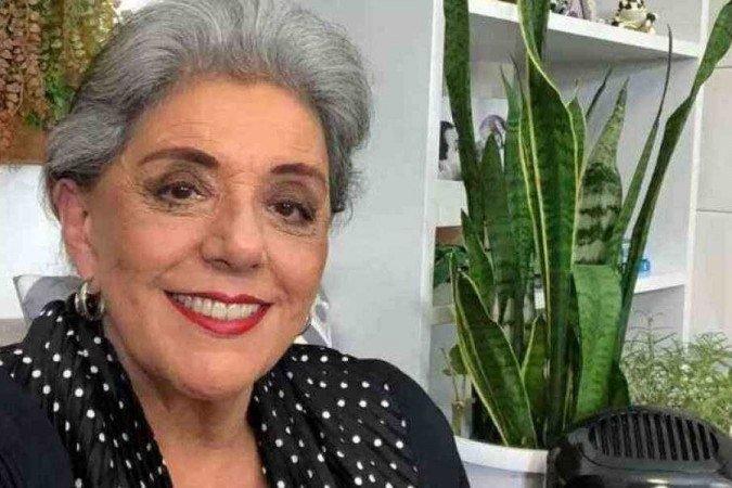 """(A jornalista Leda Nagle leu mensagem sobre um suposto """"plano"""" de Lula para matar Bolsonaro. Foto: Reprodução/Instagram)"""