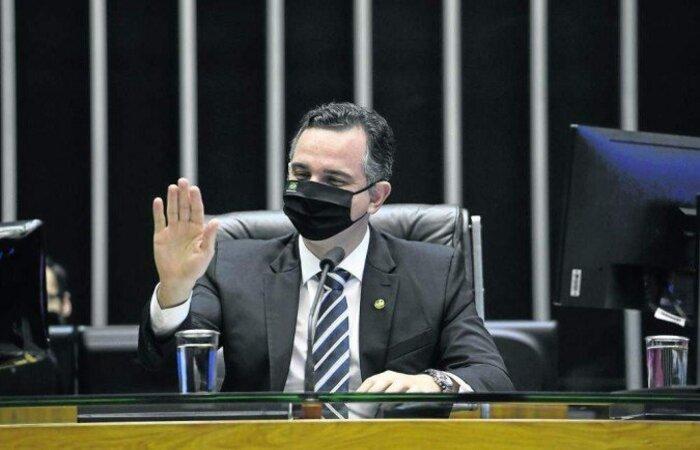 Rodrigo Pacheco disse que aproveitará os próximos dias para organizar a assessoria da comissão (Edilson Rodrigues/ Divulgação)
