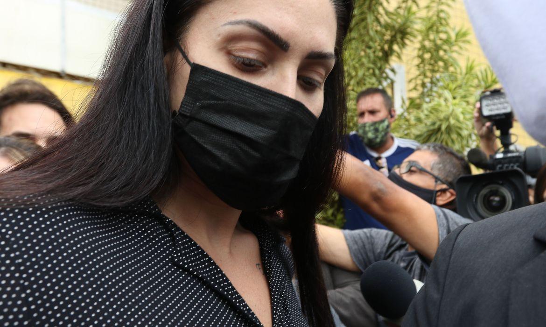(Monique fará o tratamento internada em hospital penal. Foto: Tânia Rego/Agência Brasil)