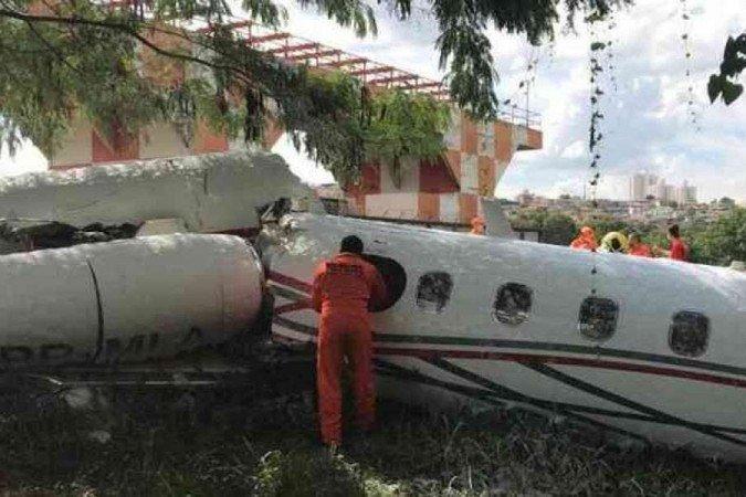 (Não há informações sobre estado das vítimas. Foto: Corpo de Bombeiros/Divulgação)