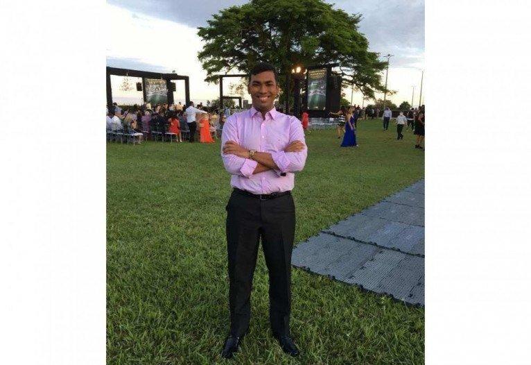 (Paulo finalizou o ensino médio em 2020, ele sonha com uma profissão que lhe dê autonomia. Foto: Arquivo pessoal)