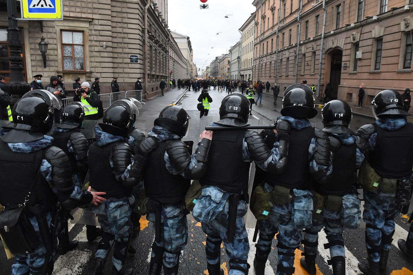 (Foto: Olga MALTSEVA / AFP)