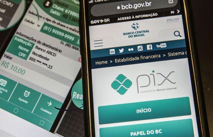 Instituições também ganharam mais prazo para Pix Cobrança  (Marcello Casal Jr/Agência Brasil)
