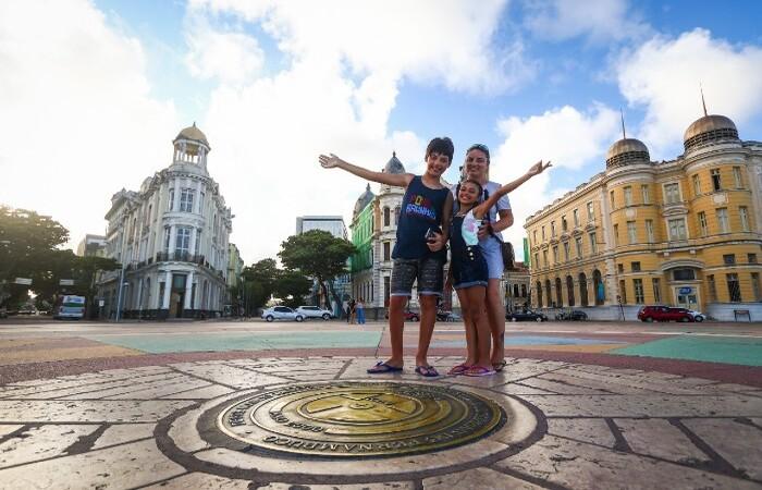 O projeto tem o objetivo de aumentar o desenvolvimento e a competitividade entre os destinos turísticos do país (Bruna Costa / Esp. DP FOTO)