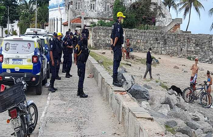 (Foto: Guarda Municipal de Olinda)
