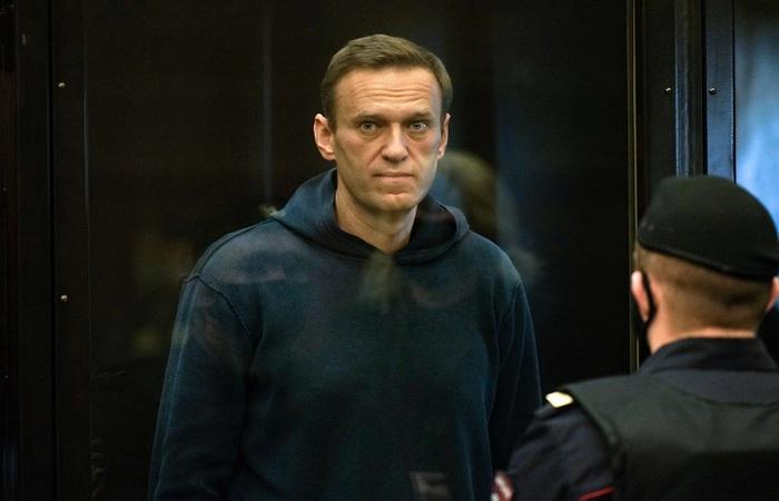 (Foto: Handout/Moscow City Court press service/AFP)