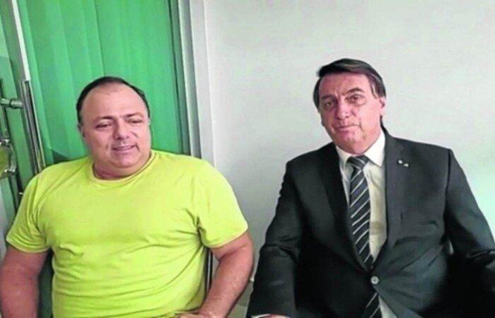 General estava no comando da Força na Amazônia e agora volta para Brasília. Figura próxima ao presidente Bolsonaro, ele é amplamente criticado por sua atuação na pandemia  (crédito: Reprodução/Facebook)