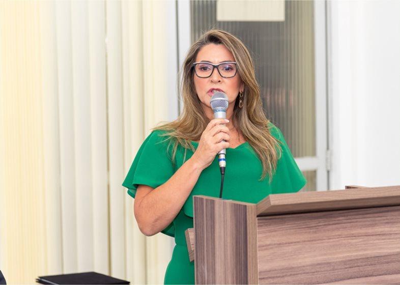 (Presidente do Conselho Regional de Contabilidade de Pernambuco,  CRCPE, Dorgivânia Arraes. Foto: Divulgação)