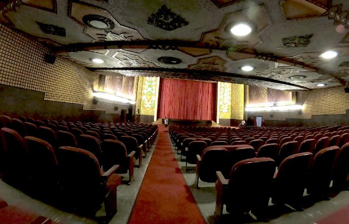 Cinema São Luiz é um dos equipamentos contemplados (Foto: PorDentro.ID/Divulgação)