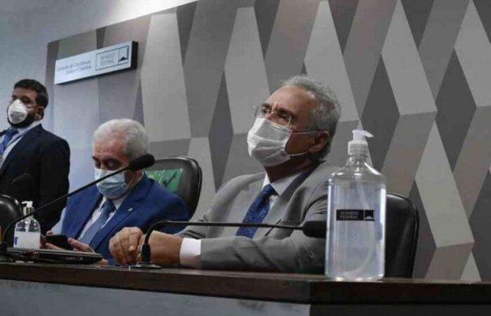 Entre as solicitações estão o depoimento dos três últimos ministros da Saúde e a liberação de informações do Inquérito das Fake-News, do STF  (crédito: Edilson Rodrigues/Agência Senado)