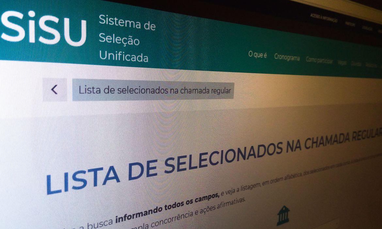 (São vagas para 5.571 cursos de graduação de 109 instituições públicas. Foto: Arquivo/Agência Brasil)