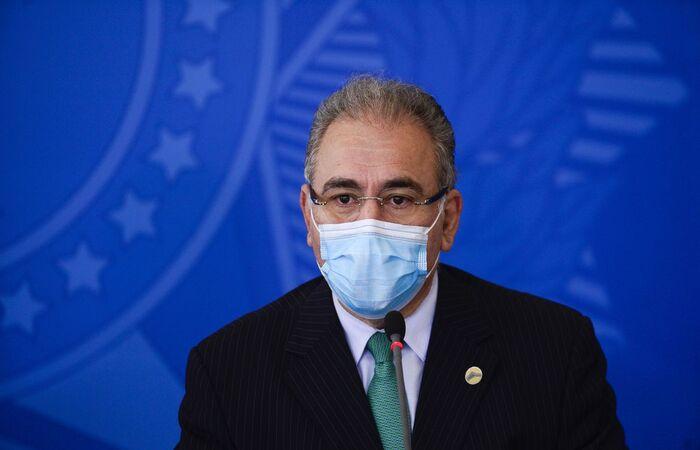 Ministro defende integração entre o sistema público e o privado   (Marcelo Camargo/Agência Brasil)