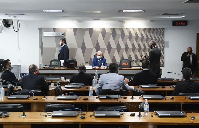 Eles apresentaram mandado de segurança ao Supremo Tribunal Federal  (Jefferson Rudy/Agência Brasil)
