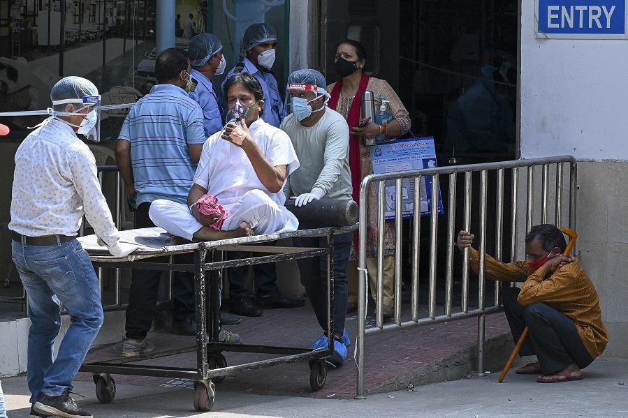 (Foto: Prakash SINGH / AFP)
