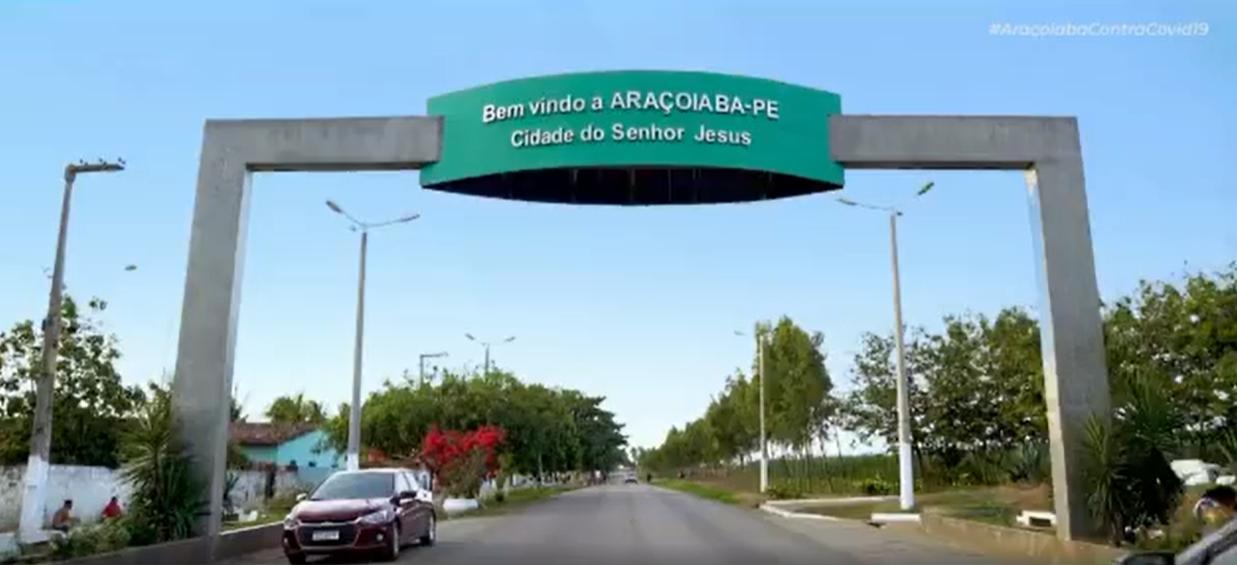 (Prefeitura de Araçoiaba/Divulgação)