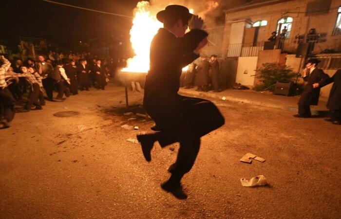 (Foto: Menhahem Kahana/AFP)