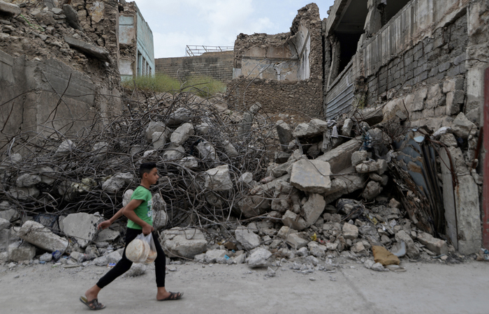 (Zaid AL-OBEIDI / AFP)