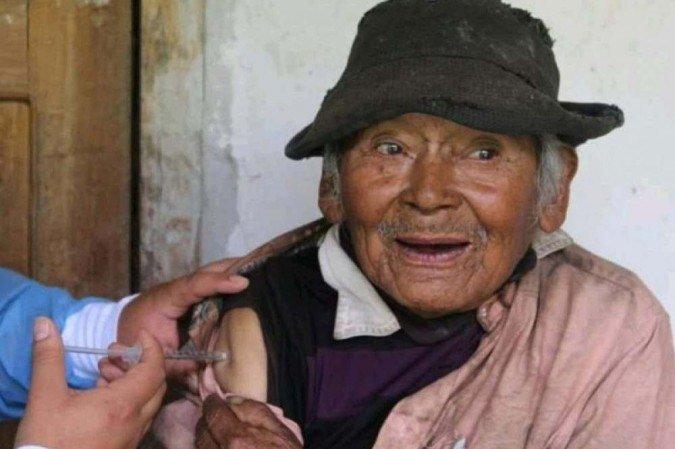 (Foto: Reprodução/ Ministério da Saúde do Peru)