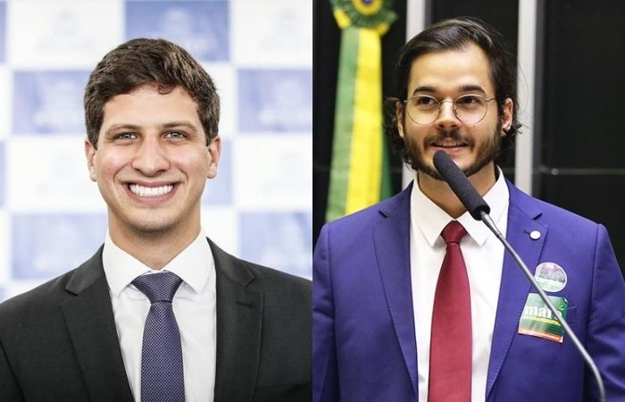 Políticos como João Campos (PSB) e Túlio Gadêlha (PDT) falaram sobre o programa nas redes sociais.  (Foto: Reprodução)