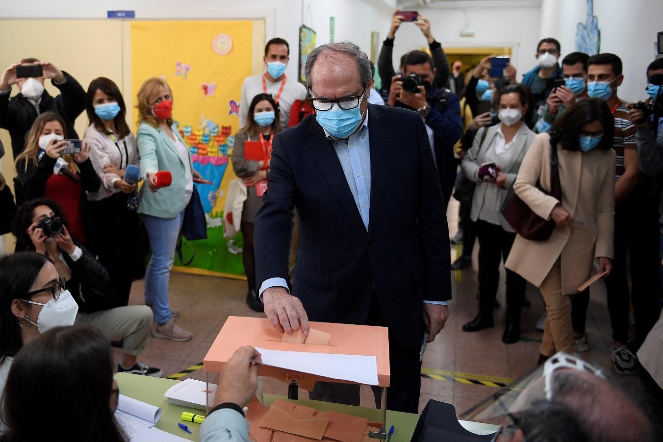 (Foto: OSCAR DEL POZO / AFP)