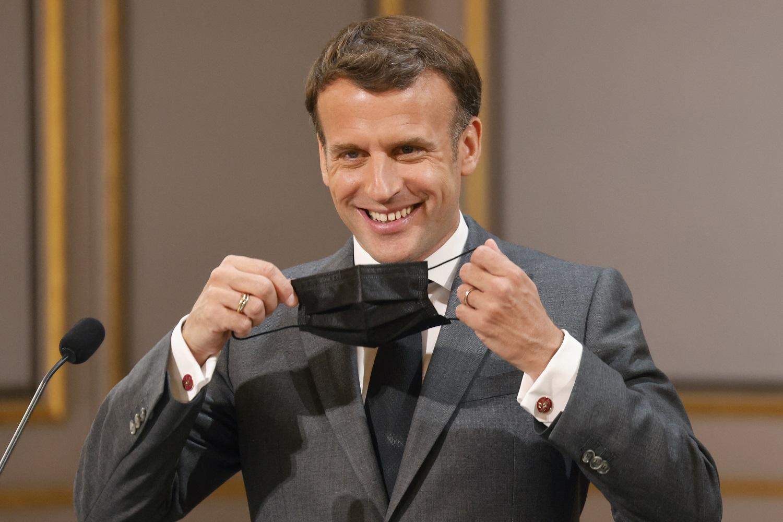 (Foto: Ludovic MARIN / POOL / AFP)