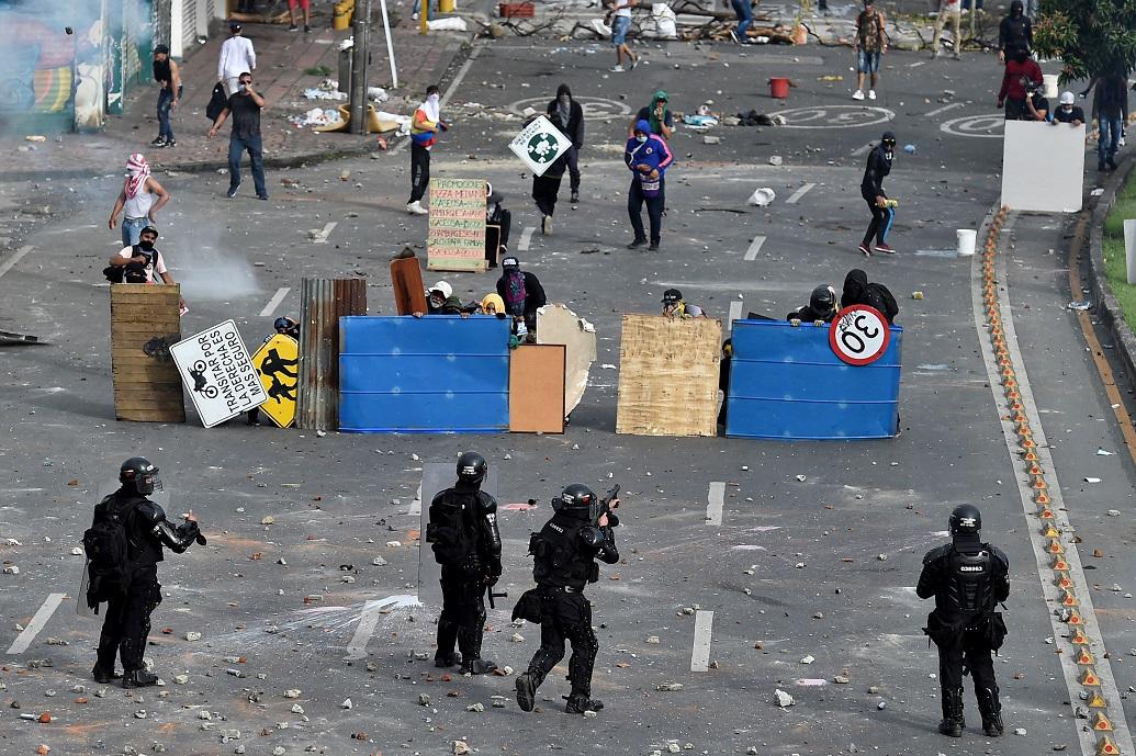 (Foto: Luis ROBAYO / AFP)