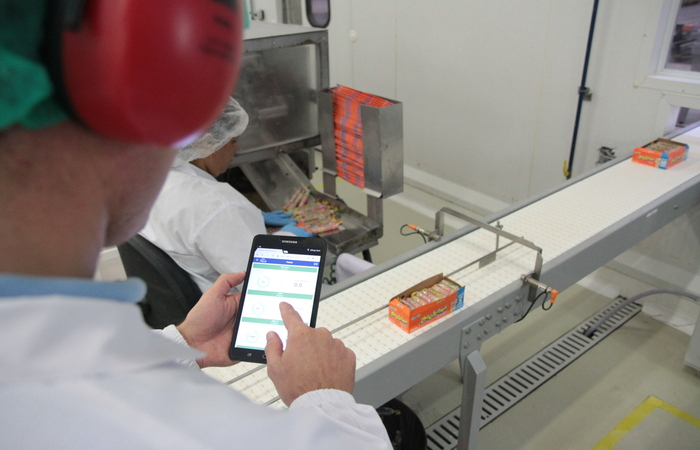 O programa realizará a instalação de sensores nas linhas de produção das indústrias pernambucanas (Divulgação/FIEPE)