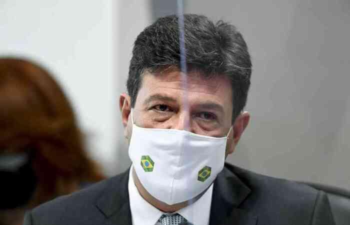 Pergunta foi feita pelo senador governista Eduardo Girão (Podemos-CE) (foto: Jefferson Rudy/Agência Senado)