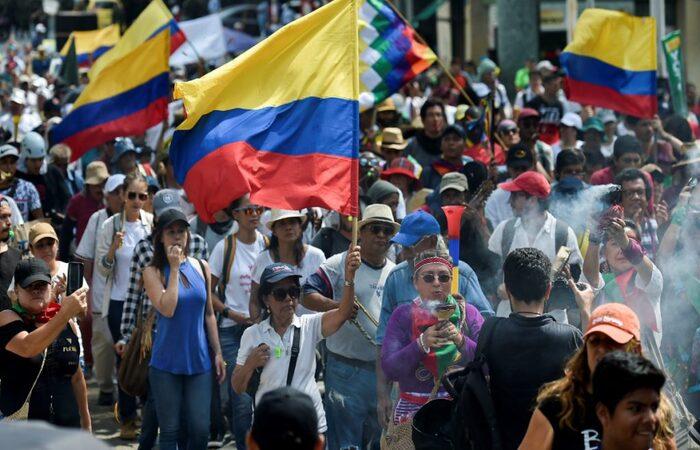 (Foto: LUIS ROBAYO/AFP)