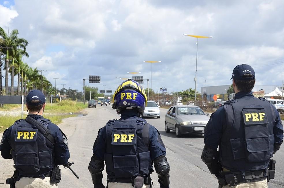 (Foto: Polícia Rodoviária Federal/Divulgação)