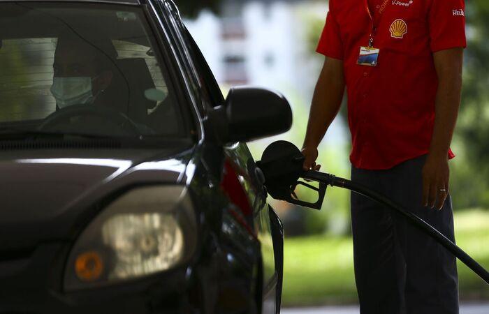 Processo cria alternativa de combustível %u201Caltamente sustentável%u201D  (Marcelo Camargo/Agência Brasil)