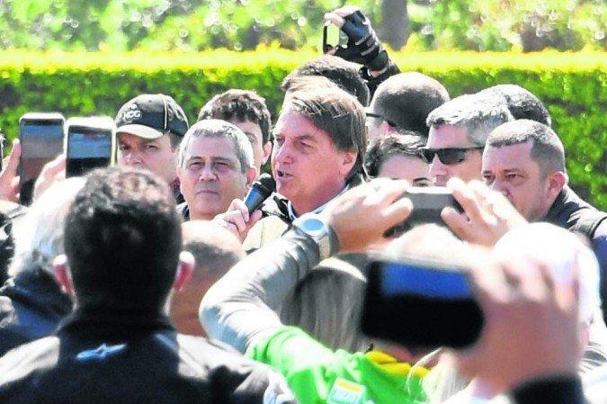 (Foto: Evaristo Sá / AFP)