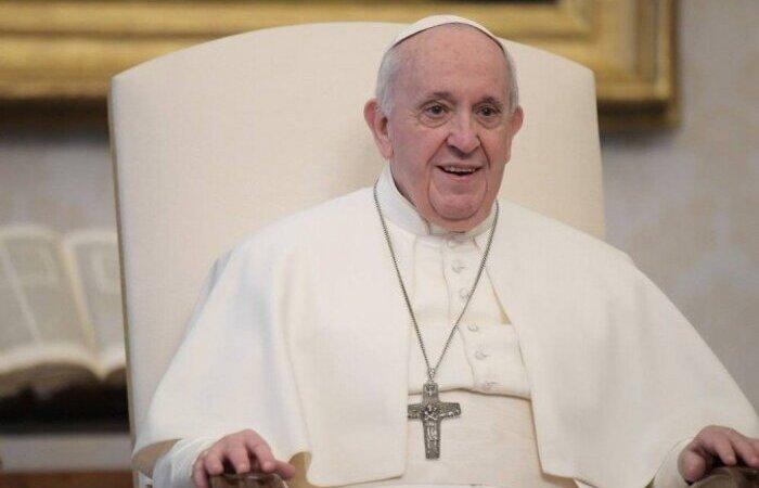 ((Foto: Handout/ Vatican Media/AFP))