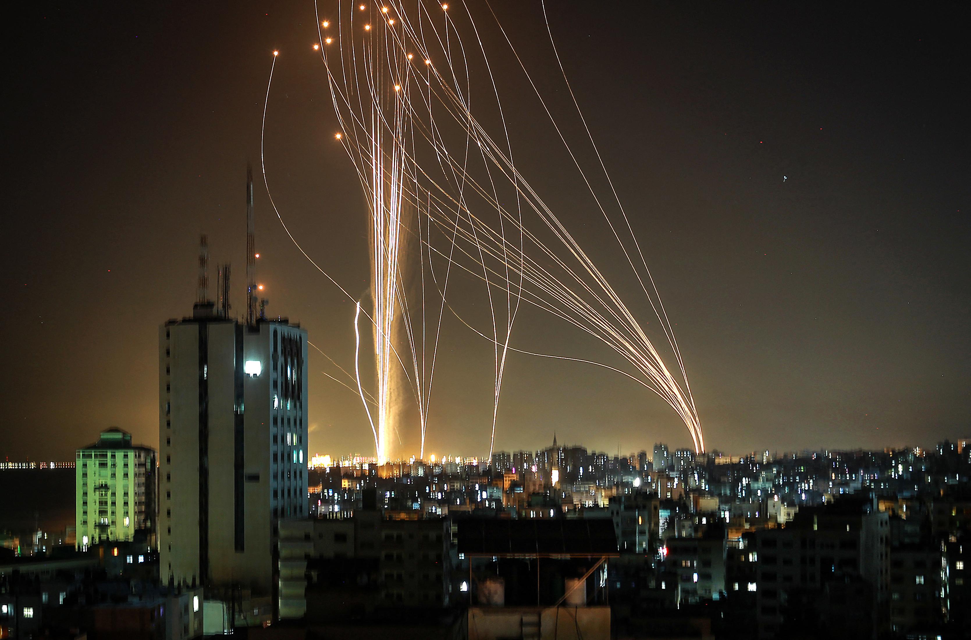(Foto: ANAS BABA / AFP)