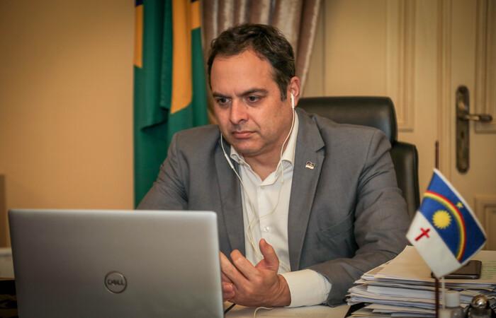 Governador afirmou que as obras de infraestrutura estão sendo priorizadas pelo gestão estadual (Américo Santos/SEI )