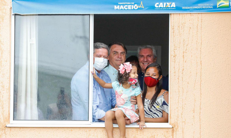 (Investimentos beneficiarão cerca de 1,5 mil pessoas. Foto: Alan Santos/PR)