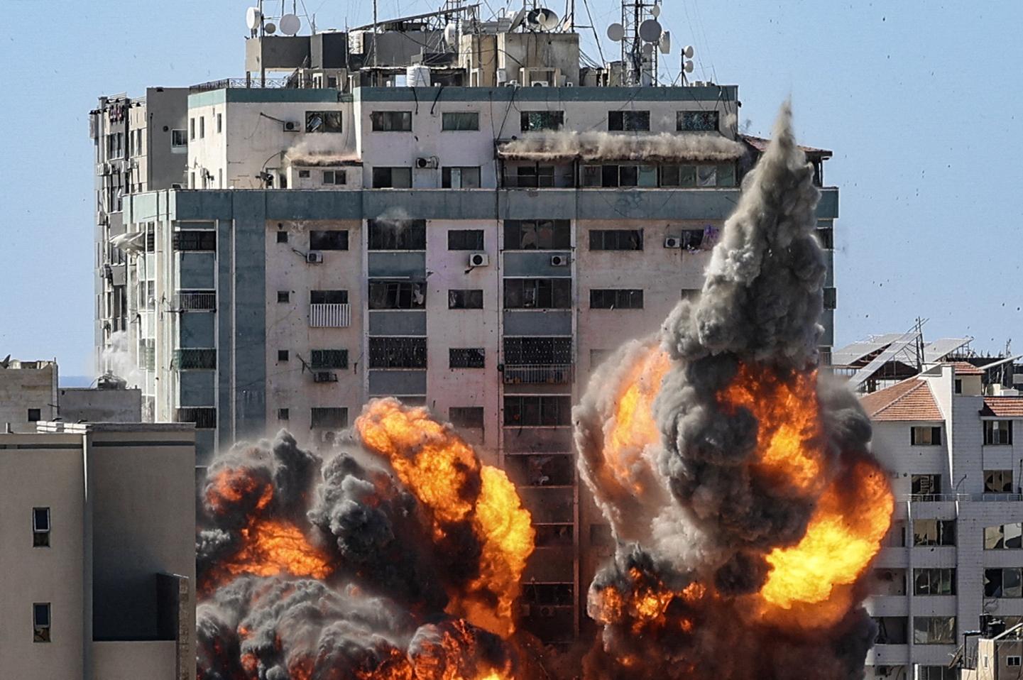 (Mahmud Hams / AFP  )