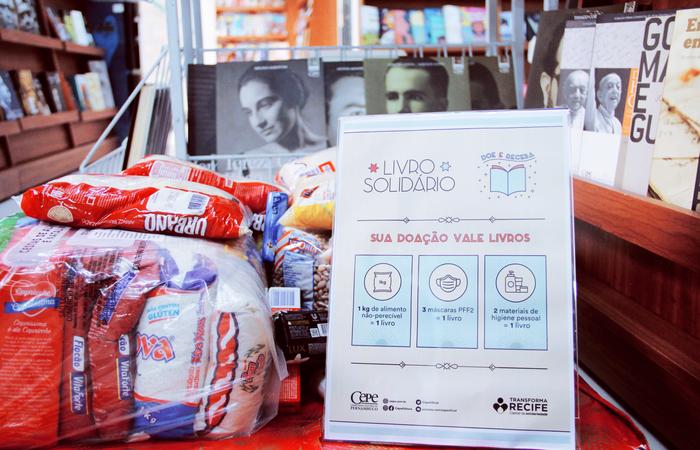 A campanha solidária vem para ajudar moradores carentes a enfrentar a crise da pandemia (Foto: Cepe/Divulgação)