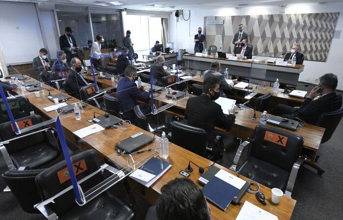 Solicitação foi feita pelo vice-presidente da comissão  (Edilson Rodrigues/Agência Brasil)