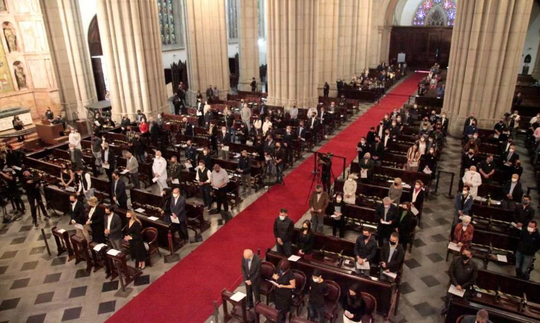 Ex-prefeito morreu em 16 de maio, vítima de um câncer (Foto: Divulgação/ Prefeitura de São Paulo)