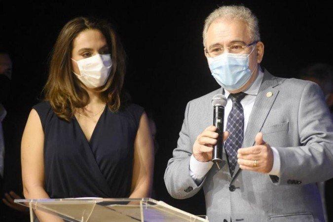 (Foto:  Tony Winston/Ministério da Saúde)
