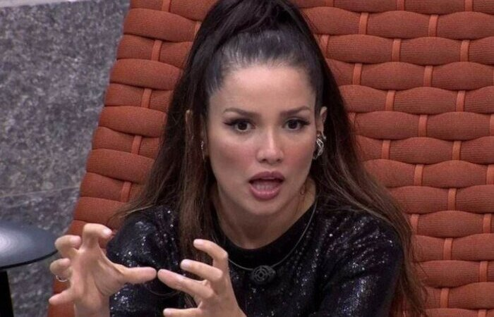 A campeã do reality tem tido crises de ansiedade desde o fim do programa (Foto: TV Globo/Reprodução)