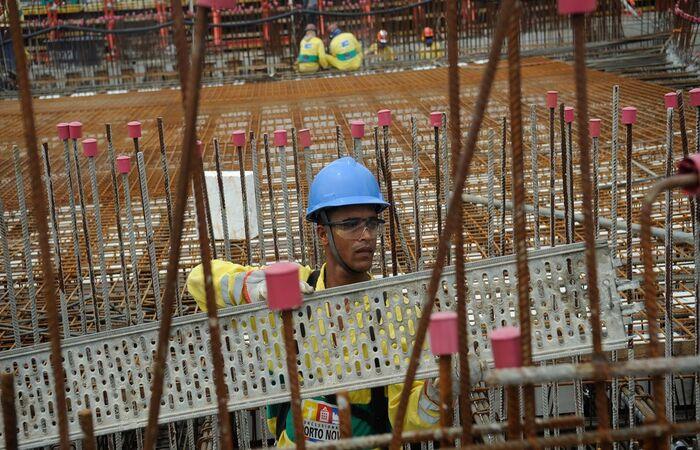 Nos últimos 12 meses, foram lançadas 168.673 novas unidades no país  (Arquivo/Tânia Rêgo/Agência Brasil)